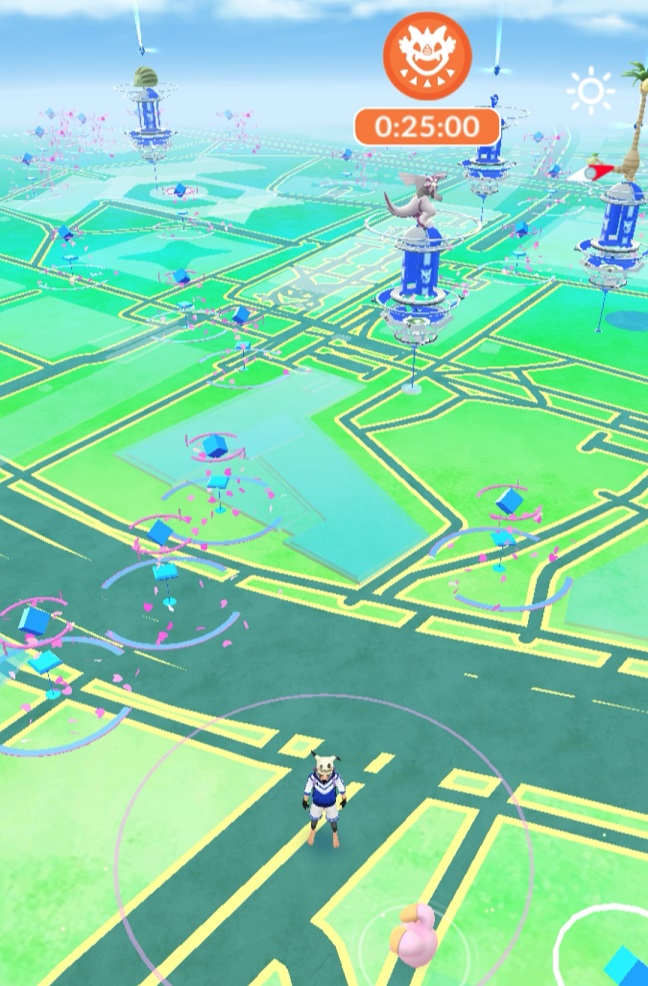 Pokemon Go Berlin Karte